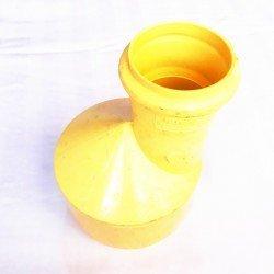 Ampliación 110mm x 50mm PVC