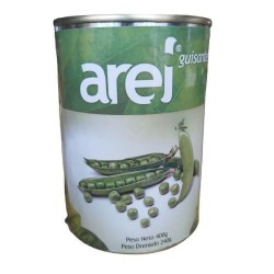 Guisantes Arel 400g