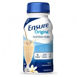 Batido Nutricional Ensure Original Vainilla 237mL