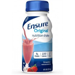 Batido Nutricional Ensure Original Fresa 237mL