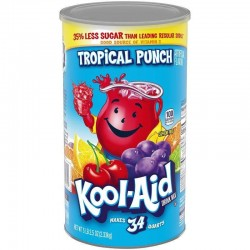 Kool-Aid Tropical Punch 2,33Kg