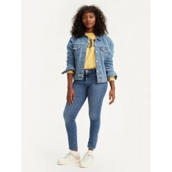 Levi's 721 HIGH RISE SKINNY, Color: Tgif - Medium Wash, Estilo: 188820179