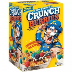 Cap'n Crunch's Cereal Crunch Berries, 567g