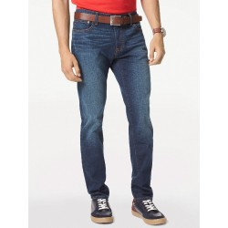 TOMMY HILFIGER SLIM FIT ESSENTIAL DEEP WASH