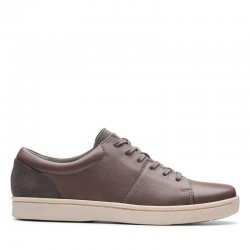 Clarks Kitna Vibe Grey Leather