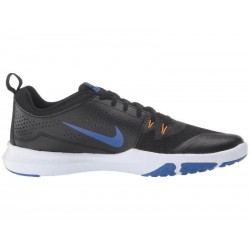 NIKE Legend Trainer, Black/Game Royal-Orange Peel
