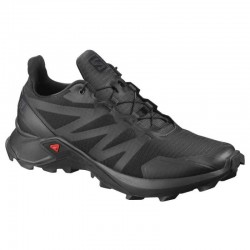 Salomon Supercross Negro