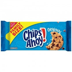 Galletas Chips Ahoy! Original 515g