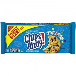 Galletas Chips Ahoy! Candy Blast 535g