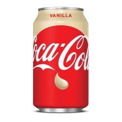 Coca Cola Vainila Lata 355mL
