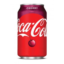 Coca Cola Cherry Lata 355mL