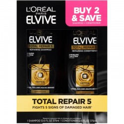 L'ORÉAL ELVIVE Total Repair 5 Juego 375mL