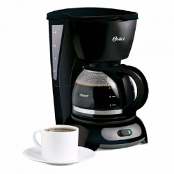 Cafetera Oster® 4 tazas 3301